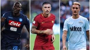"""Roma, certezza Kolarov: ecco tutti gli """"insostituibili"""" della Serie A"""