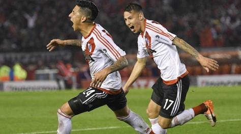 Libertadores, pokerissimo di Scocco e River in semifinale