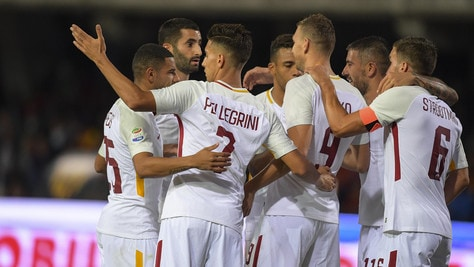 Serie A: Roma-Udinese, in lavagna «1» facile
