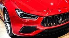 Magneti Marelli, nuovi fari intelligenti per Maserati Ghibli