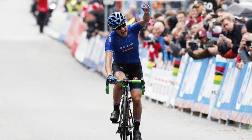 Ciclismo, Mondiali juniores: oro e bronzo per l'Italia