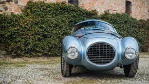 """Ferrari 166 MM/212 Export """"Uovo"""": agile e potentissima"""