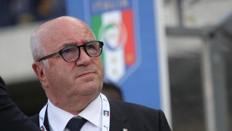 Tavecchio replica a De Laurentiis: «Ha la memoria corta»