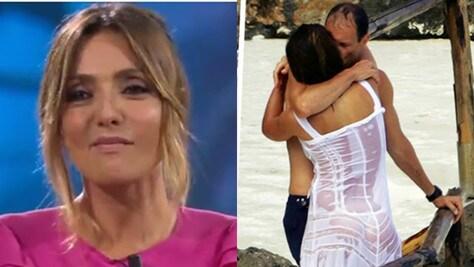 Ambra conferma in tv la storia con Allegri: «Sono fidanzata»