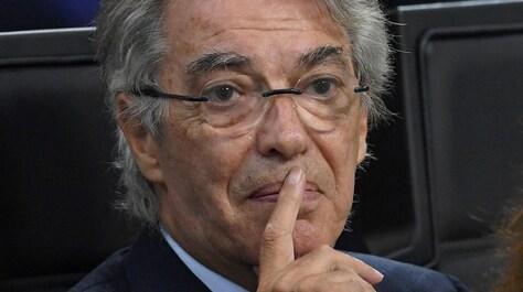 Inter, Moratti: «Calciopoli? Non ci sentiamo risarciti. Sì, trattai Messi»