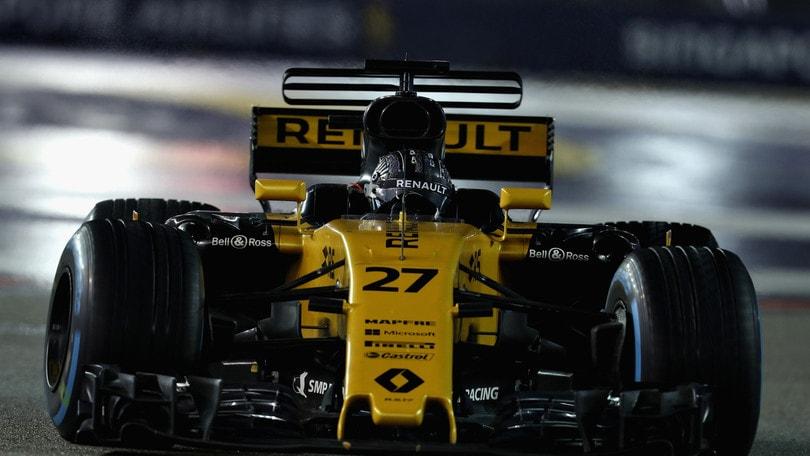 F1, Hulkenberg: «Malesia, un Gp impegnativo»