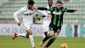 Serie A Sassuolo, dubbio Berardi nel derby con il Bologna
