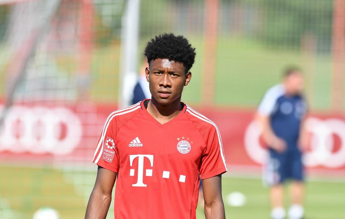 Bayern Monaco, Alaba recuperato per la Champions