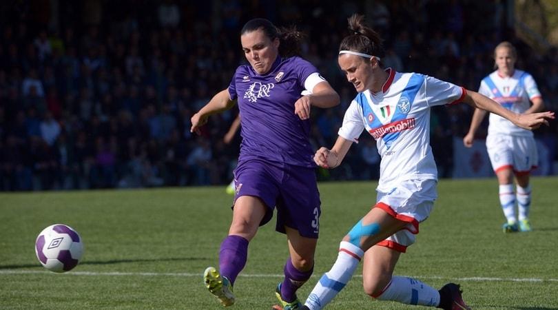 Supercoppa femminile, Fiorentina vs Brescia: segui la DIRETTA