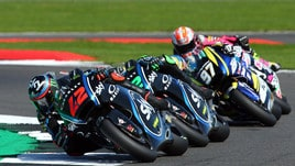 Moto2, Sky Racing Team: Bagnaia in quarta fila