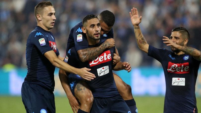 Serie A, Spal-Napoli 2-3: decide un gran gol di Ghoulam