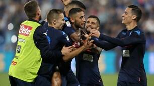 Spal-Napoli 2-3: Sarri a punteggio pieno