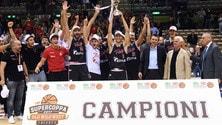 Trieste supera Treviso e vince la Supercoppa LNP