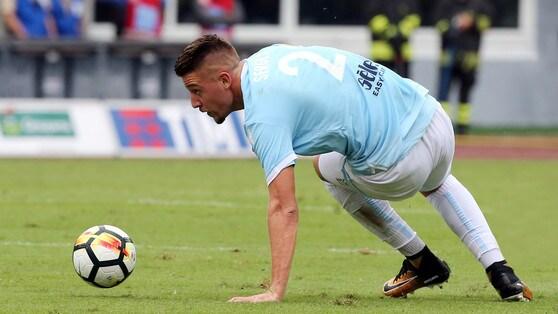 «Il Manchester United vuole Milinkovic-Savic, la Lazio chiede 85 milioni»