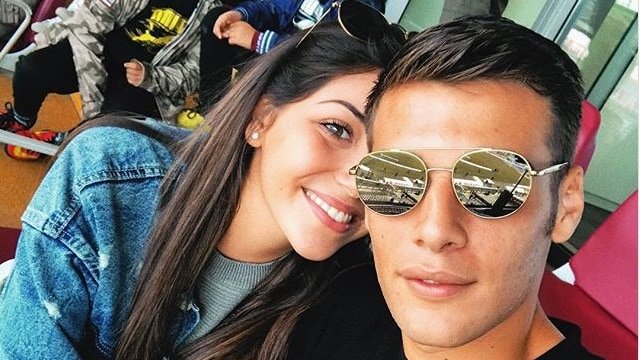 Juventus-Torino, la figlia di Mihajlovic fidanzata con il bianconero Vogliacco