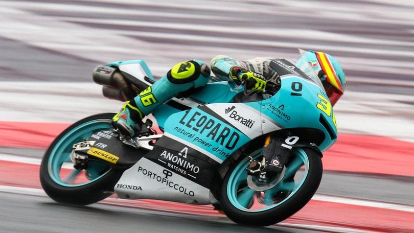 Moto3, guida pericolosa: Mir penalizzato nel prossimo Gp