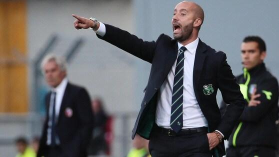 Serie A Sassuolo, Bucchi: «Peccato, non meritavamo di perdere»