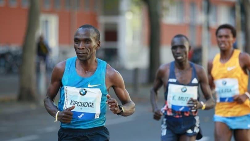 Kipchoge e la sfida da record a Berlin Marathon