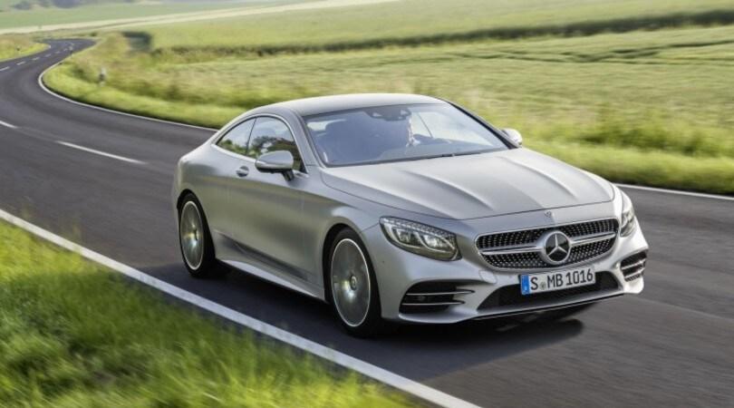 Mercedes Classe S, il benessere formato cabrio e coupé
