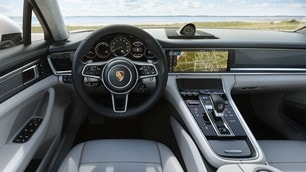 Porsche Panamera Turbo Sport Turismo E-Hybrid, foto