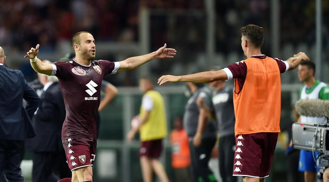 Serie A Torino, recuperati De Silvestri e Niang