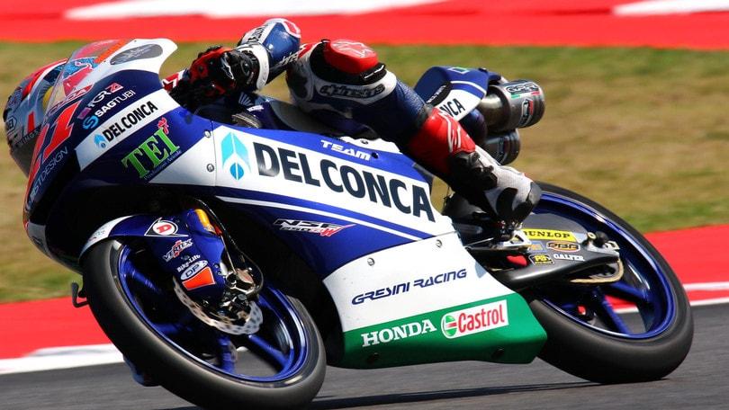 Moto3, Di Giannantonio e Martin ancora con Gresini