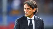 Lazio-Zulte Waregem, Inzaghi:«Avanti con la difesa di Verona. Nani? È pronto»