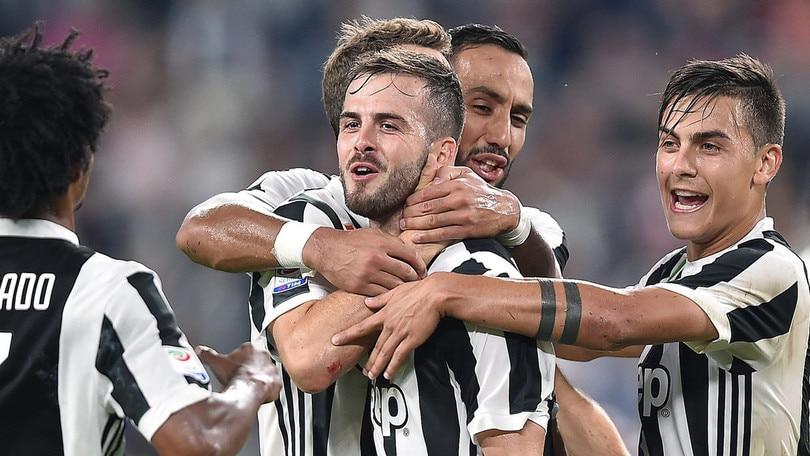 Juventus, Pjanic: «Higuain aveva tanta rabbia dentro»