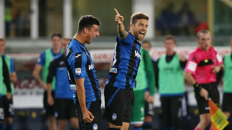 Serie A Atalanta, per Gomez terapie e palestra