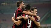 Europa League, Milan-Rijeka 3-2: al 94' Cutrone salva Montella