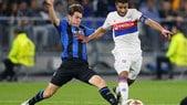 Europa League Lione-Atalanta 1-1, il tabellino