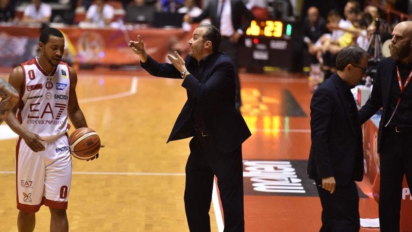 Basket, Serie A: Milano, a 1,20 lo scudetto del riscatto