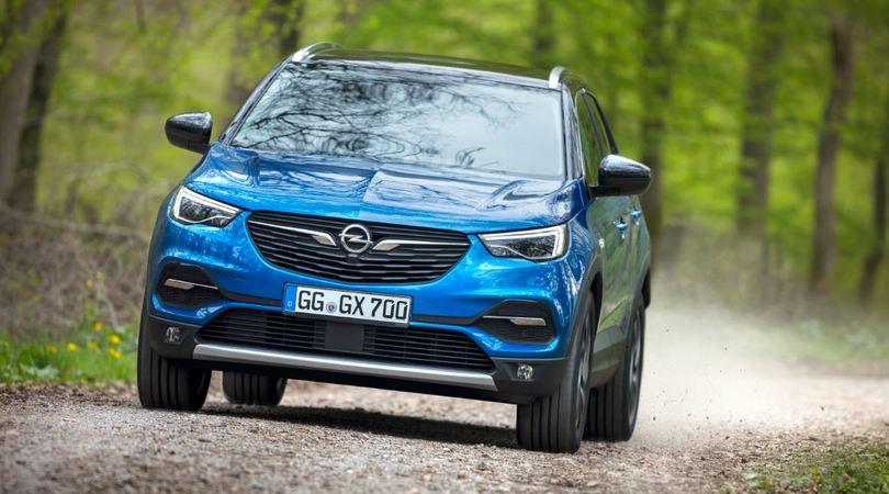 Opel Grandland X, la trilogia crossover è servita