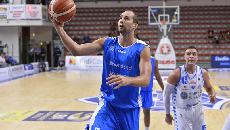 Basket Serie A, L'Orlandina è pronta a stupire tutti anche in Europa