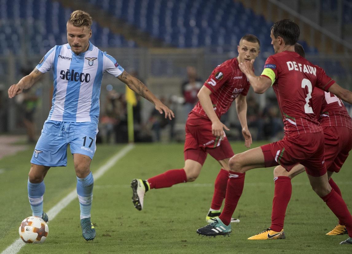 Europa League, la Lazio va: vittoria del girone a 1,73