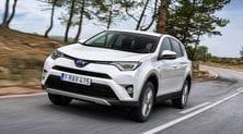 Toyota Rav4 Hybrid: la prova su strada