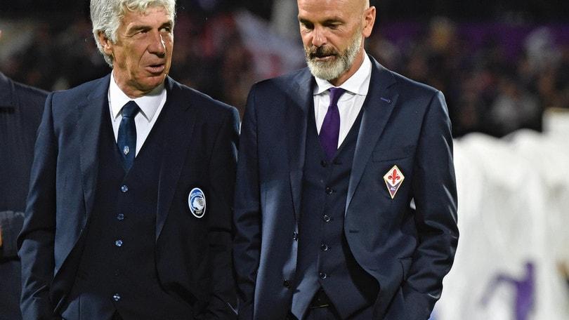 Serie A Fiorentina, Pioli: «Chiudiamo bene il mini ciclo»