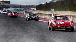 Ferrari celebra i 55 anni dell'icona GTO: foto