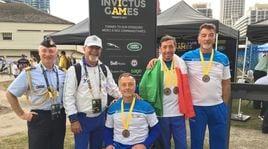 Paraolimpiadi, Invictus Games 2017: l'Italia chiude a 9 medaglie
