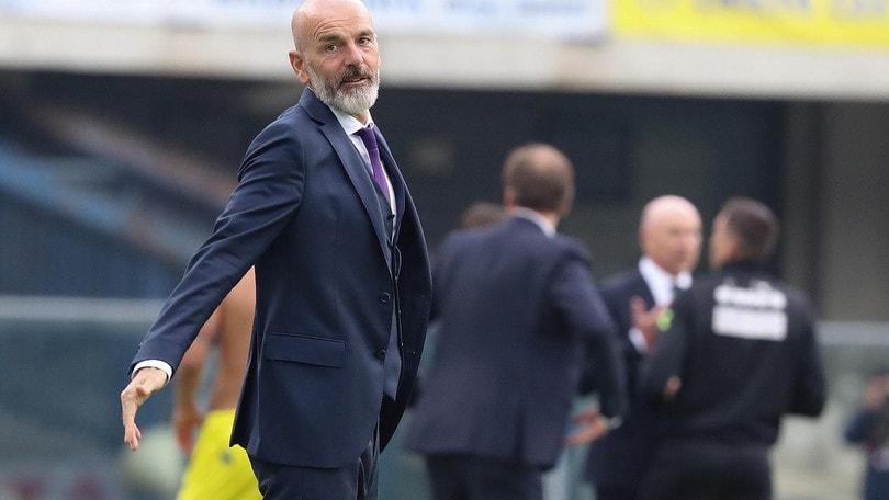 Serie A Fiorentina, Pioli: «Dopo il gol abbiamo smesso di giocare»