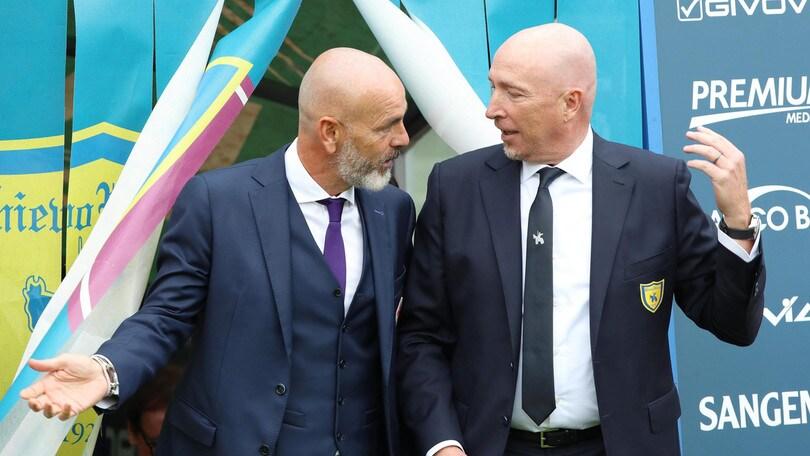 Serie A Chievo, Maran vola basso: «L'obiettivo è la salvezza»