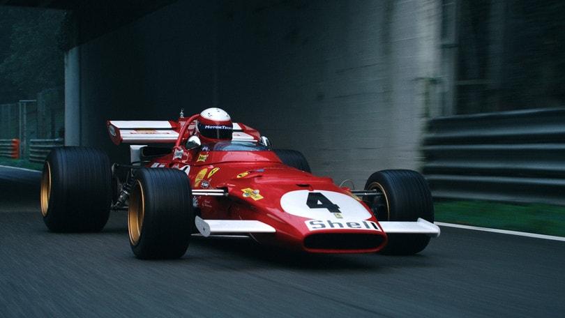 Ferrari 312B - Gerard Berger e gli anni d'oro della Formula 1