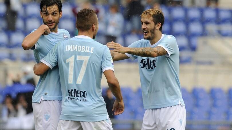 Serie A Lazio, Parolo: «Con la Juventus è un banco di prova»