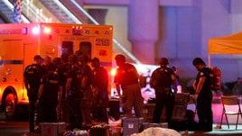 Tragedia a Las Vegas: spari sulla folla, morti e feriti