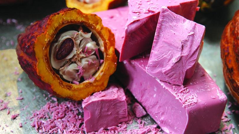 In arrivo il cioccolato rosa