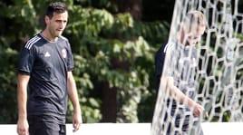 Milan, Kalinic finisce ko: niente Croazia