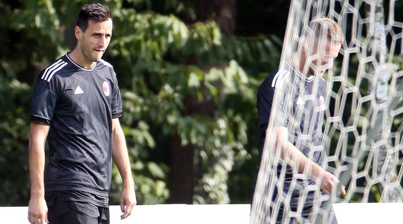 Serie A Milan, Kalinic e Antonelli in dubbio per l'Inter