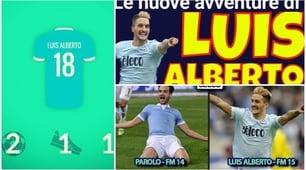 Lazio, favola Luis Alberto: da flop a idolo dei tifosi e re del fantacalcio