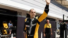 F1, per Kubica test ok all'Hungaroring