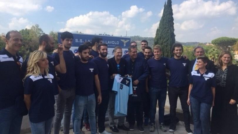 Volley: Presentata a Roma la SS Lazio Pallavolo